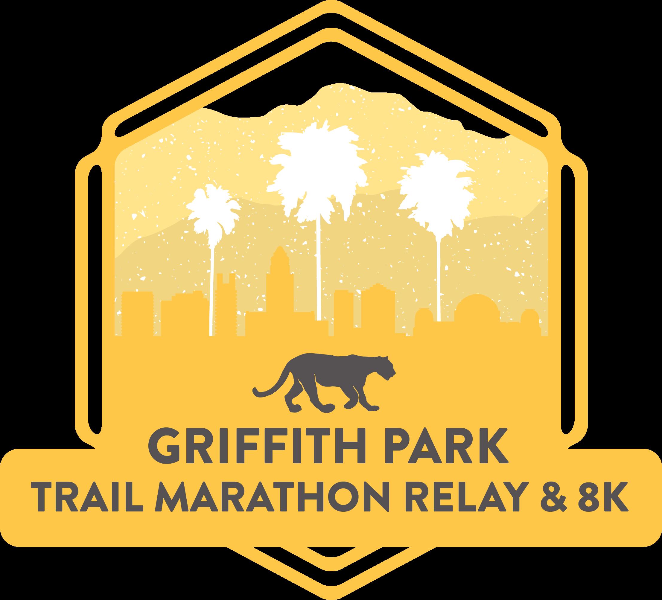 Griffith Park Trail Marathon Relay & 8K